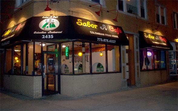 Entrada Sabor a Cafe